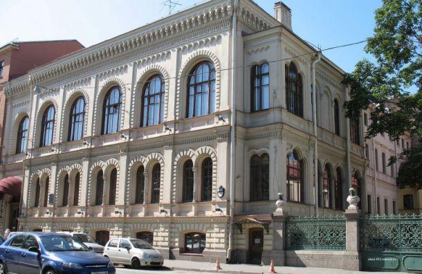 ВПетербурге отреставрируют Дом смаврами
