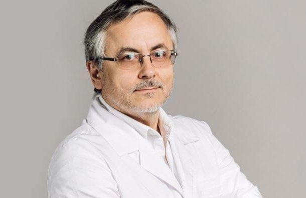 Земченкова сняли сдолжности главного нефролога Петербурга