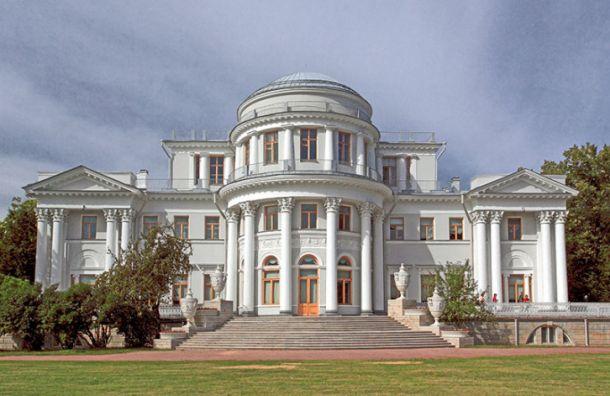 Елагин дворец откроется для посетителей после 20-летней реставрации