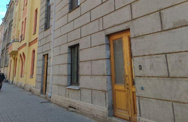 Градозащитники жалуются наразмещение притона-ночлежки вдоме вБасковом переулке