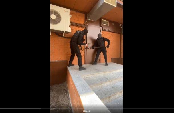 Силовики ворвались вшесть подпольных казино вПетербурге