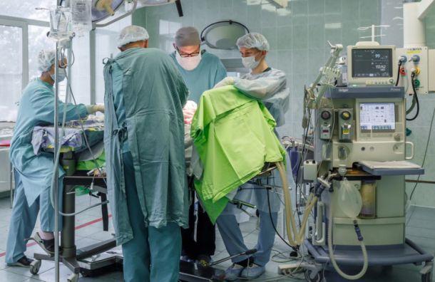 ВПетербурге хотят быстрее вернуться кпоказателям трансплантации органов вдоковидную эпоху