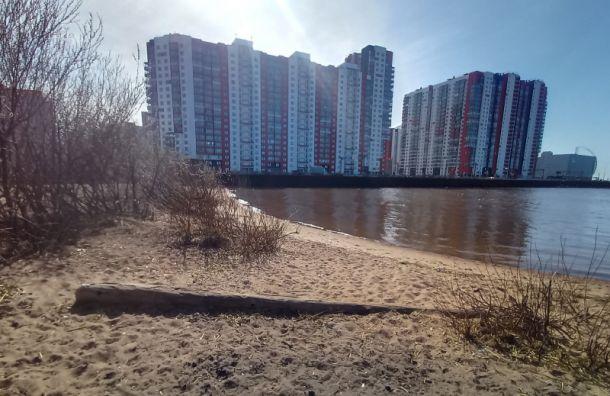 Отстойно-разворотная площадка наместе парка