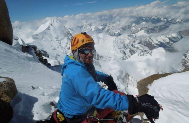 ВГималаях пропал альпинист изПетербурга