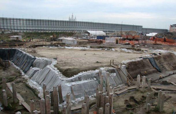 НаОхтинском мысе планируют создать выставочное пространство