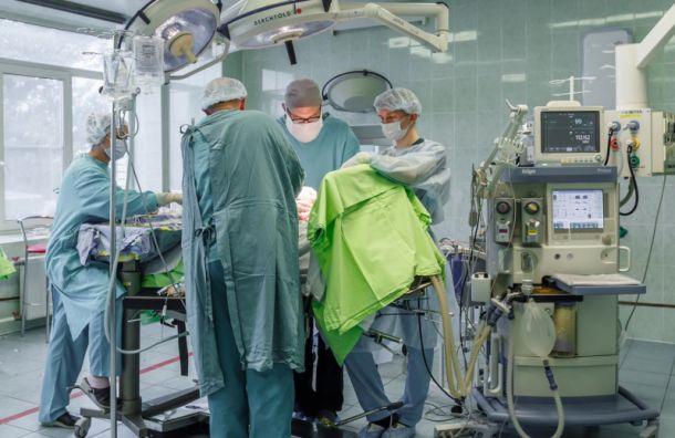 ВМариинской больнице возобновили операции попересадке почки