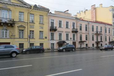 Дом Сверчкова наВасильевском острове стал региональным памятником