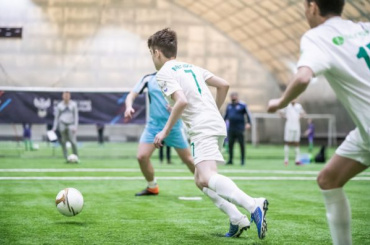 Футбол как будущее