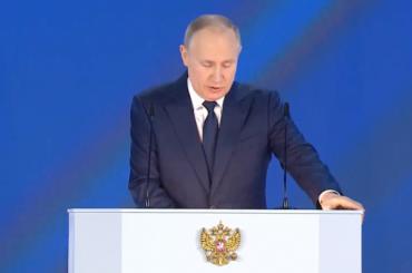 Вовторник Владимир Путин посетит Петербург