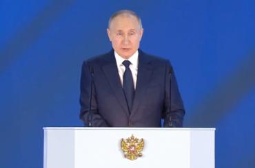 Путин: «Цеплять Россию без повода— новый вид спорта»