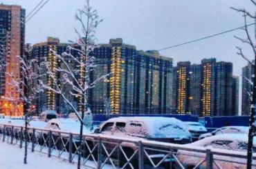 Синоптик предупредил овременном возвращении зимы вПетербург