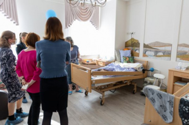 Анна Митянина проверяет качество оказания паллиативной помощи детям вПетербурге