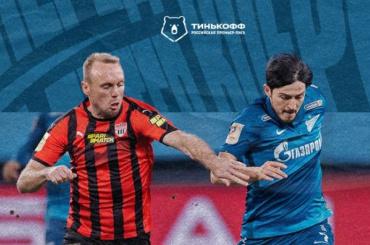 Голы Караваева иМостового принесли «Зениту» победу над «Химками»