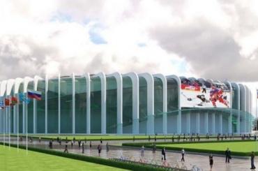 «СКА Арена» получила разрешение настроительство