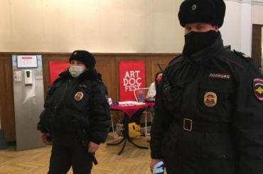Резник обратился кПиотровскому после срыва «Артдокфеста» вПетербурге