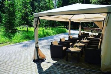 Внынешнем сезоне вПетербурге откроют более тысячи летних кафе