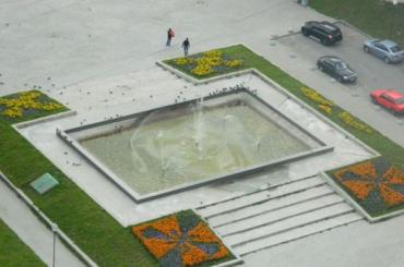 Сквер на Центральной площади отремонтирует за 27 млн рублей