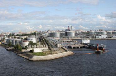 Большой порт Петербурга предложили перенести вУсть-Лугу