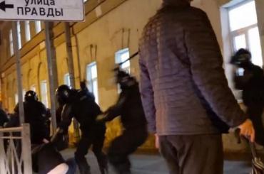Использование электрошокеров наакции 21апреля признали вполиции законным