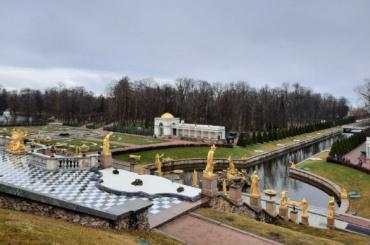 Водоподводящая система Петергофа перейдет набаланс Петербурга