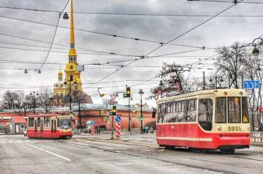 ВПетербурге реконструируют Трамвайный парк №3