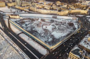 Суд временно запретил «Газпрому» проводить работы наОхтинском мысе