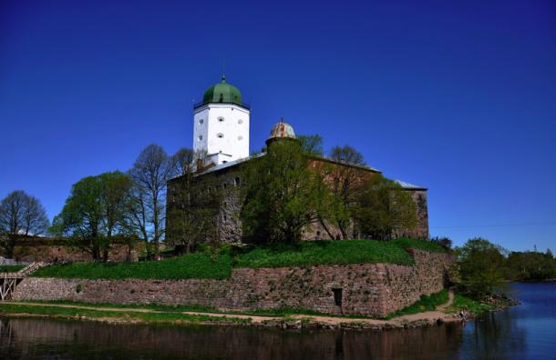 Втюрьме Выборгского замка обнаружили тайную комнату