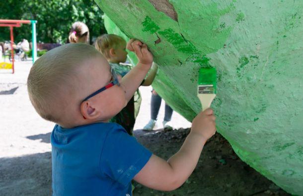 ВПетербурге пройдет седьмой благотворительный фестиваль «День Тома Сойера»