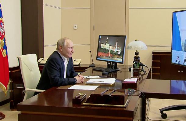 Путин высказался острельбе вКазани: самое главное изречи президента