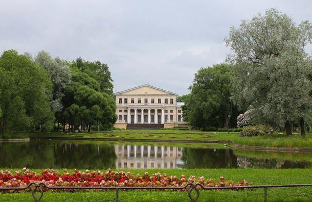 Петербургские сады открыли для посещения после непогоды