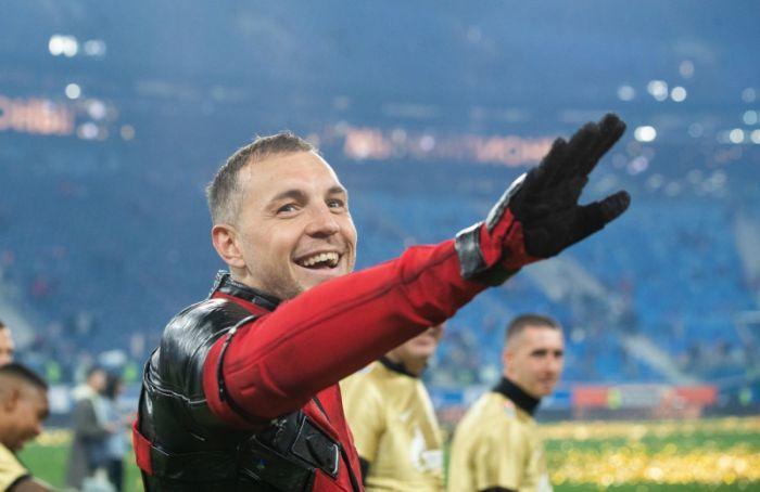 Болельщики «Зенита» признали Дзюбу лучшим игроком сезона