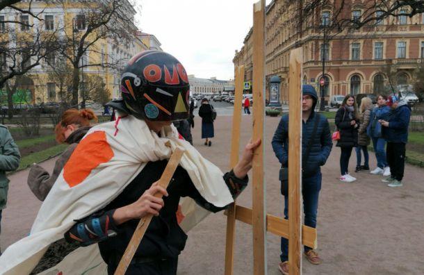 Павел Крисевич вышел насвободу после десяти суток ареста
