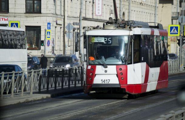 Дорожные работы изменят маршруты некоторых трамваев вмае
