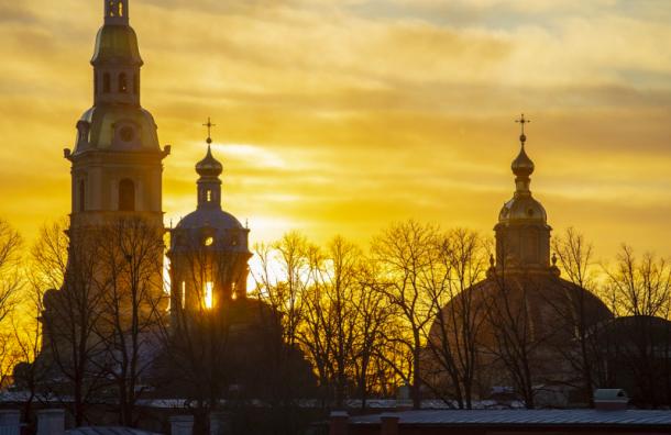 Синоптики пообещали петербуржцам теплую погоду 9мая