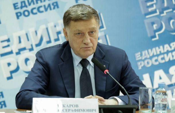 Вячеслав Макаров снял свою кандидатуру спраймериз вЗаксобрание Петербурга