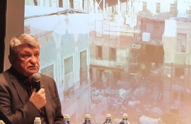 «Если сопротивление градозащитников будет ослабевать, город разорвут накуски»