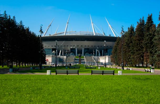 ВМФЦ начали оформлять пропуска наКрестовский остров навремя Евро-2020