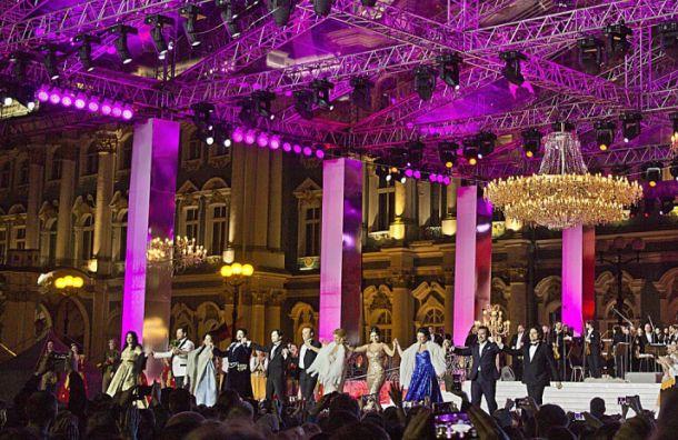 Гала-концерт наДворцовой соберёт звёзд мировой сцены