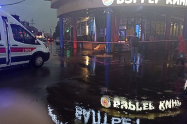 Четыре человека пострадали вовремя грозы вПетербурге