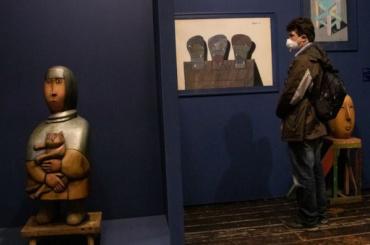 Фоторепортаж: как прошла «Ночь музеев» вПетербурге