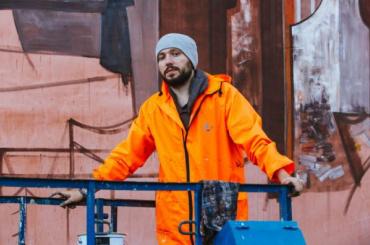 Отрисунков назаброшенных заводах кфрескам— как легально применить талант граффитиста