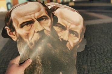 НаДворцовой площади пройдет флешмоб «танцующих Достоевских»