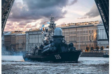 Впервые вПетербурге пройдет акция «Бессмертная флотилия»