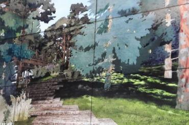 Проектирование парка «Тучков буян» вПетербурге отложили до2022 года