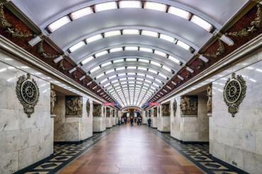 Станцию метро «Нарвская» будут закрывать навход с31мая