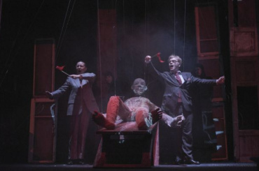 ВБольшом театре кукол покажут «Егоркину Былину» постихотворению Александра Башлачева