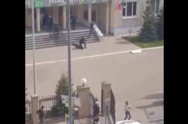 Стрельба вгимназии вКазани: двое нападавших, 11 погибших