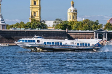 ИзПетербурга наВалаам на«Метеоре»: РЖД запустил новый экскурсионный маршрут
