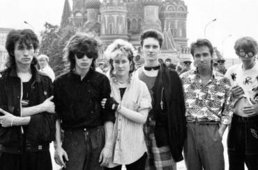 Джоанна Стингрей напомнит петербуржцам историю ленинградского рока