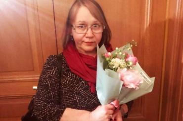Корреспондента MR7 Галину Артеменко признали журналистом года